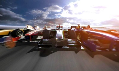 Nuovi capannoni scuderia Toro Rosso
