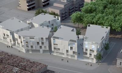 Ex Foro Boario – residential /commercial buildings